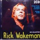 Rick Wakeman - Collection - 2CD - Rare - 21 albums + 2 concerts - Jewel case