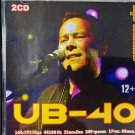 UB-40 - Collection - 2CD - Rare - 21 albums, 249 songs - Jewel case