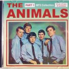 The Animals - Part 1 - Collection - 2CD - Rare - 20 albums - Jewel case