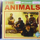 The Animals - Part 2 - Collection - 2CD - Rare - 12 albums - Jewel case