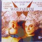 Wolfsheim - Collection - 2CD - Rare - 13 albums + Video - Jewel case