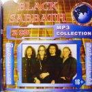 Black Sabbath - Collection - 2CD - Rare - 23 albums, 225 songs - Jewel case