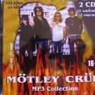 Mötley Crüe - Collection - 2CD - Rare - 10 albums, 2 singles - Jewel case
