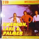 Emerson, Lake & Palmer - Collection - 2CD - Rare - 15 albums, 179 songs - Jewel case
