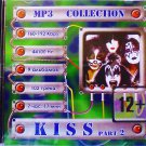Kiss Part 2 - Collection - 1CD - Rare - 9 albums, 102 songs - Jewel case