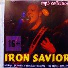 Iron Savior - Collection - 1CD - Rare - 8 albums, 102 songs - Jewel case