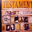 Testament - Collection - 1CD - Rare - 10 albums - Jewel case