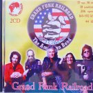 Grand Funk Railroad - Collection - 2CD - Rare - 18 albums, 206 songs - Jewel case