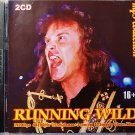 Running Wild - Collection - 2CD - Rare - 15 albums, 173 songs - Jewel case