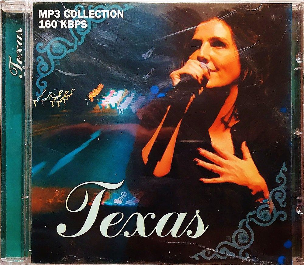 Texas - Collection - 1CD - Rare - 19 albums, 252 songs - Jewel case