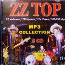 ZZ Top - Collection - 2CD - Rare - 20 albums, 265 songs - Jewel case