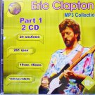 Eric Clapton Part 1 - Collection - 2CD - Rare - 24 albums, 261 songs - Jewel case