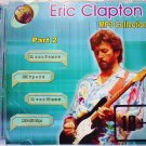 Eric Clapton Part 2 - Collection - 1CD - Rare - 11 albums, 152 songs - Jewel case