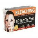 NEON Bleaching Kojic Acid Plus+ Whitening Program - 135gm. Face+BODY Soap %