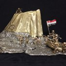 Egyptian Army Storms Bar _Lev line bronze/Brass1973 Yom Kippur War 20/mm 1/72