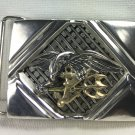 Seal Team 6 Gents belt buckle sterling silver