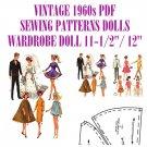 PDF Vintage Sewing Patterns