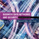 Business Data Networks and Security 11th Edition by Raymond R. Panko 978-0134817125