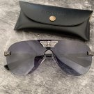 Chrome Hearts SOPH-A personality sunglasses driver mirror toad mirror inside coating