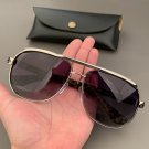 Chrome Hearts Sunglasses star with the same model HD sunglasses large face type UV protection