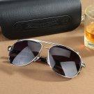 Chrome Hearts Sunglasses large frame polarized fashion plate gradient driver's mirror sunglasses