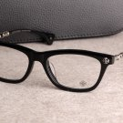 Chrome Hearts Cross classic ring buckle LOVE TUNNEL vintage fashion round leg glasses frame