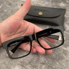 Chrome Hearts Holy Sword large frame myopic eye frames cross retro glasses