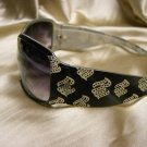 BR Fashion Sunglasses 22116 Black