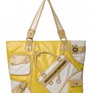 YELLOW BAG BAG HANDBAG