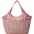 PINK LARGE TOTE BAG