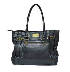 GREY FASHION HANDBAG