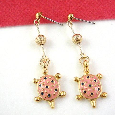 Fashion Pastel Pink Earring