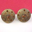 Fashion Designed Broze Earring