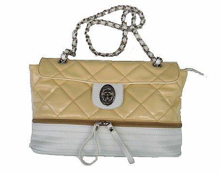 P-B-953 Apricot Fashion Handbag