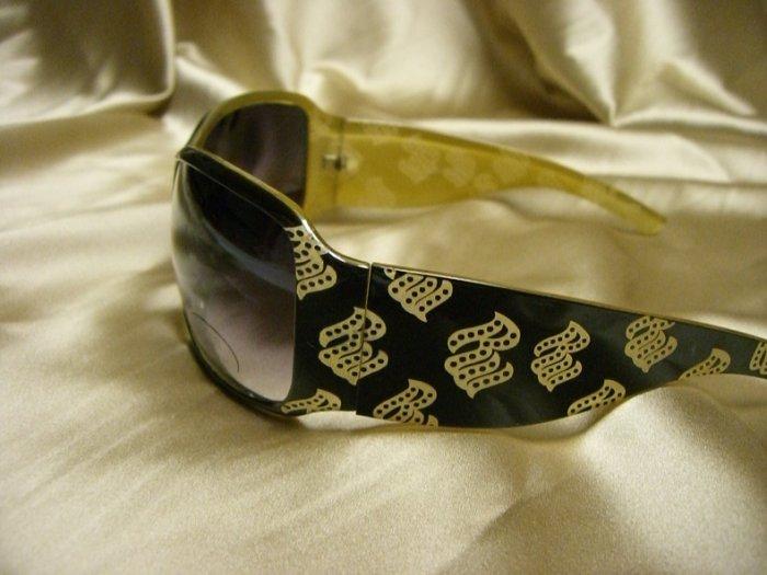 BR Fashion Sunglasses 22116 YELLOW