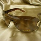 BR Fashion Sunglasses 14043 BROWN