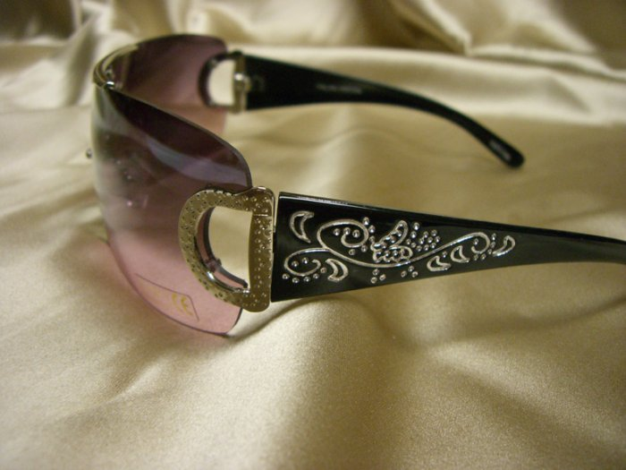BR Fashion Sunglasses 14048 PURPLE