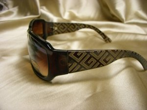BR Fashion Sunglasses 22131 BROWN