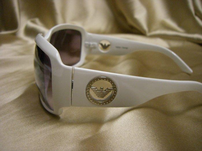 BR Fashion Sunglasses 22141 WHITE
