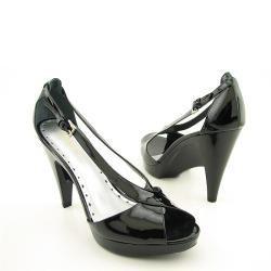 BCBGirls Black heels size 8