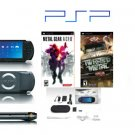 "Sony PSP ""Metal Gear Value Pack"" - 2 Games, UMD Sampler Pack + Extra Accessories"