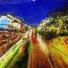 Nanjing Abstract Digital Artwork
