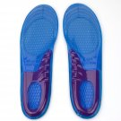 Silicone Gel Insoles for Men Heel Arch Pain Running Shoes