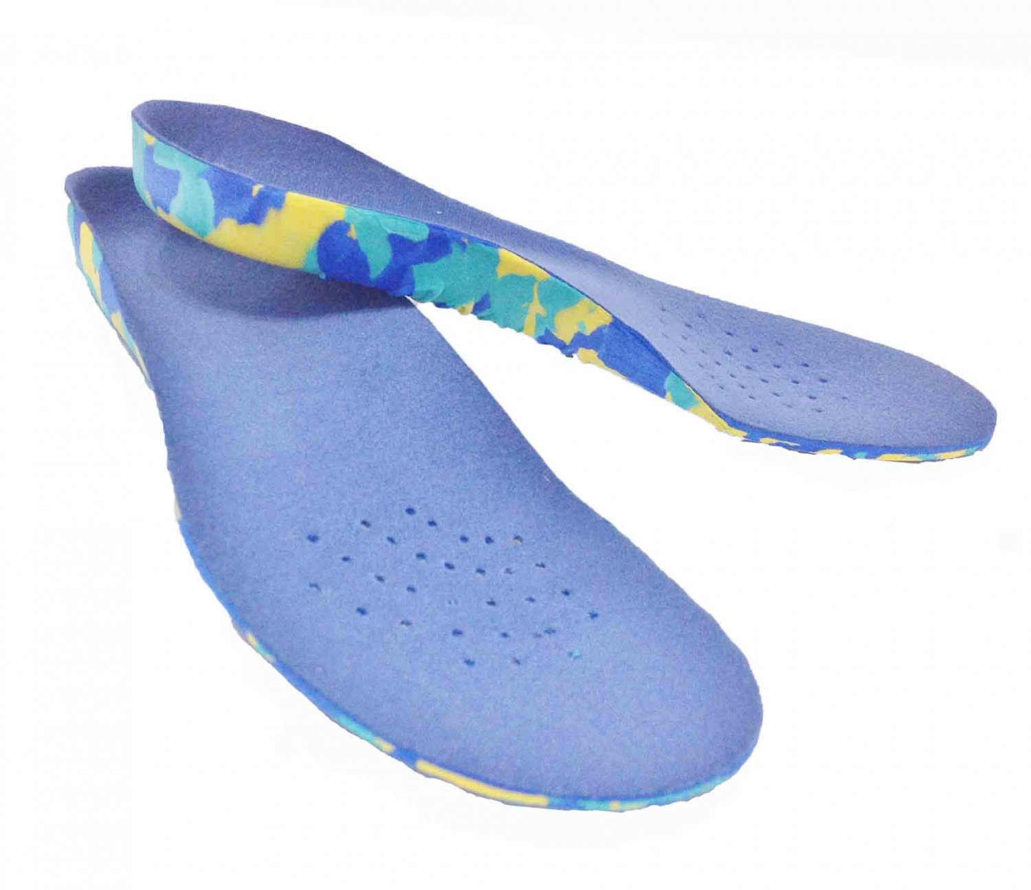 Kids Fallen Arches Arch Support Insoles Size M EU26-28