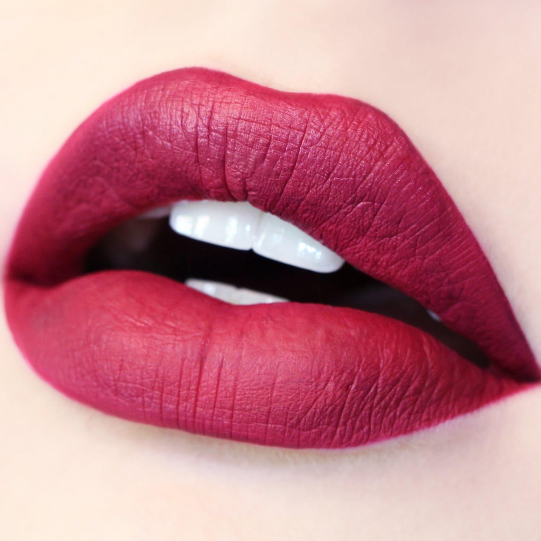 Colourpop Ultra Matte Liquid Lipstick More Better Vegan Violet Wine