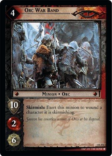 1R272 - Orc War Band