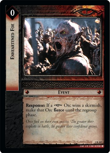 1R247 - Enheartened Foe