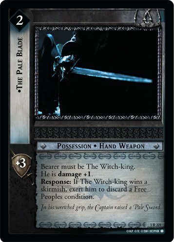 1R221 - The Pale Blade