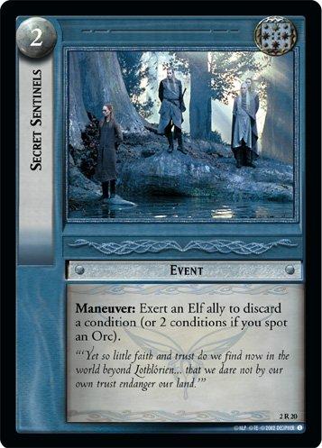 2R20 - Secret Sentinels