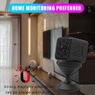SQ23 HD WIFI Mini Camera 1080P Video Sensor Night Vision Camcorder Micro Cameras DVR Recorder Black